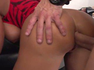 Lisa Ann & Raquel Devine prefers sperm in hot ass