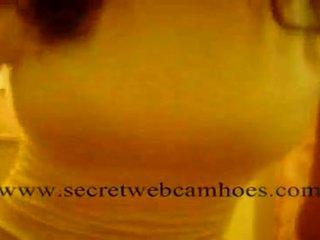 Petite Ebony Webcam Slut teaser Clip