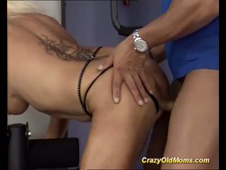 German Muscle Mom Sex Training, Free Crazy Old Moms Channel Porn Video