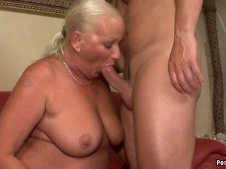 grannies, forfall, anal, hd porno