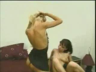 Anita блондин кастинг