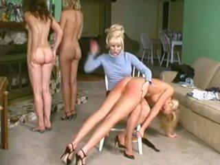 spanked, and, enemas