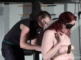 Lesbijskie cycek tortura i amatorskie bdsm z enslaved r