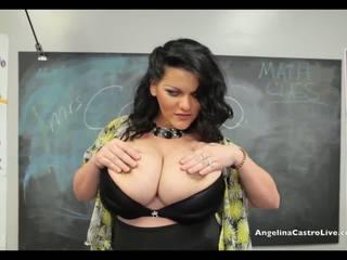 كامل كبير الثدي حار, بأعقاب كبيرة جديد, hq ميلف