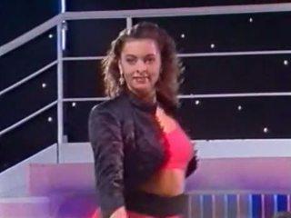 อิตาเลียน โทรทัศน์ แสดง - tutti frutti - kandidatin sabine