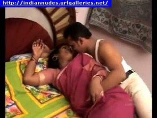 indien, amateur, trentenaire, couple