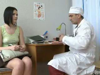 vagina, dokter, ziekenhuis, tiener