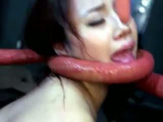 fetiche, asiático