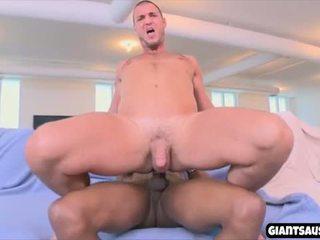 big dick, bear, anal