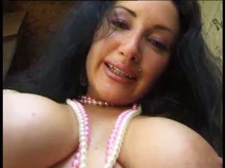 gros seins, français, masturbation, pov