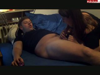 Young couple fucking on Cam while parents are sleeping