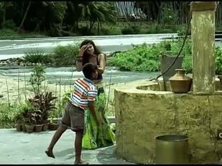 Nayanthara חם navel ו - ציצים קומפילציה
