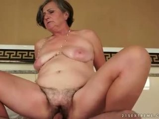 watch suck, old, grandma nice