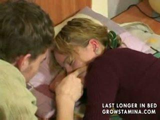 Κοιμώμενος/η gf gets banged