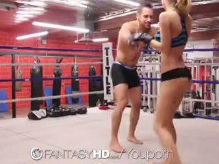 Hd fantasyhd - natalia starr wrestles dela maneira em caralho session