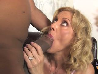 Old Granny Suck and Fuck Fat Black Dick, Porn 99