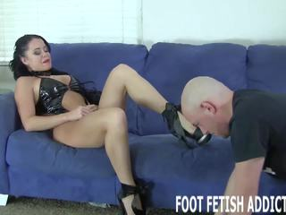 Dont Lie I Know You Want to Worship My Feet: Free Porn 19
