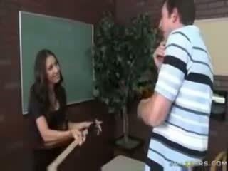 Amia moretti teacher punished