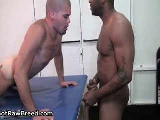 Kamrun and Danny Lopez in horny gay porn