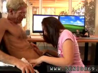 Old Man And Sexy Teen Girl In Fact, She Is Willing To Do Any