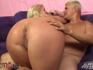 Julie Cash gets spanking