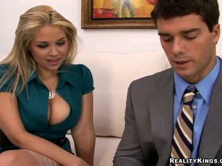 blondes any, fresh big tits nice, office fresh