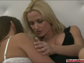 Elisa And Angela Sommers Licking Pussies