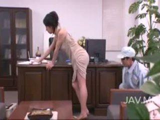 найкраща японський ви, дивіться немовля, лизати
