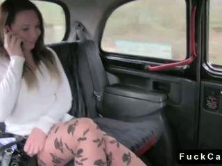 গরম পাছা ইউরোপীয় মেয়ে হার্ডকোর মধ্যে গন fake taxi