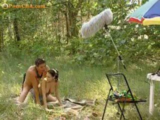 Michelle Wild outdoor sex
