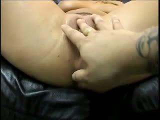 tits, blondes, creampie