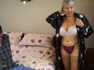 AGEDLOVE Granny Savana fucked with really hard stick <span class=duration>- 8 min</span>