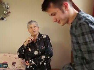 Vecie mīlestība vecs dāma savana fucked līdz studente sam bourne