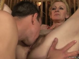 hot old, online gilf most, watch ass licking