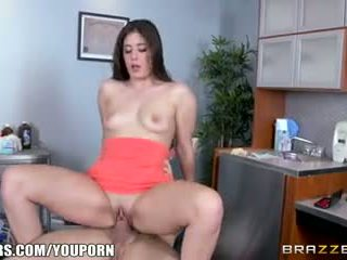 Brazzers - Natalie loses her braces and gets a pounding