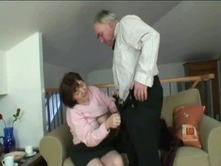Busty mature slapper Renata loves a hard dick