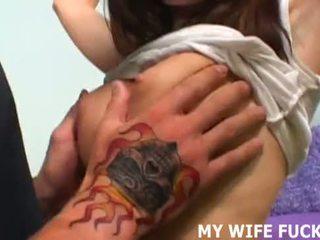 Skaties an alpha male jāšanās jūsu karstās sieva