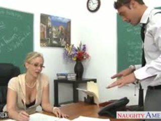 Sex Teacher Julia Ann Fucking