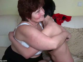 group sex, aged, granny