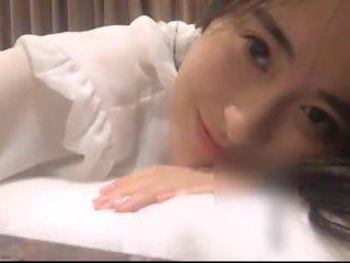 Berømt kinesisk modell ã§âŽâ‹ã§â»â¾ã§â»â¾ masturbation video leaked.