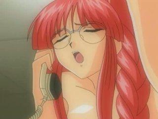 Schlecht anime sklave mädchen hart rangenommen