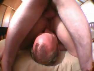 Heiß Guy Eating Muschi Hd