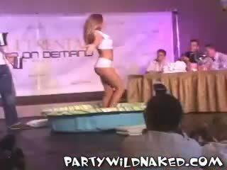 Wet TShirt Contest w/ Capri Anderson