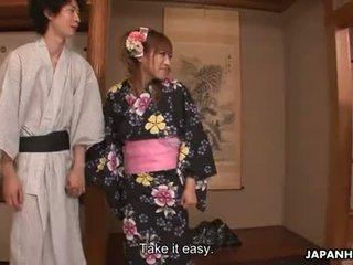 مدهش اليابانية وقحة gets double penetrated - yes.xxx 2