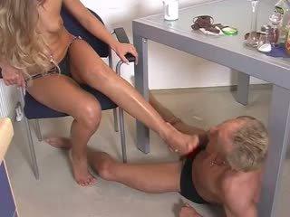 foot fetish hq, hot femdom quality
