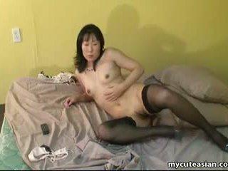 Á châu trưởng thành người phụ nữ trong lust fingers cô ấy mưa âm hộ: khiêu dâm a7