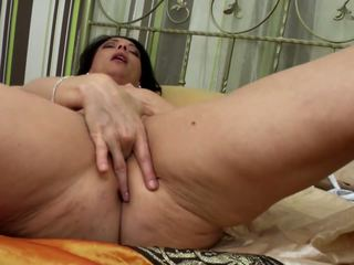 Lovely Real Lady and Mom with Hungry Holes: Free HD Porn 08