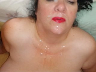 Hubby Plastering My Face Over & Over, HD Porn 1a