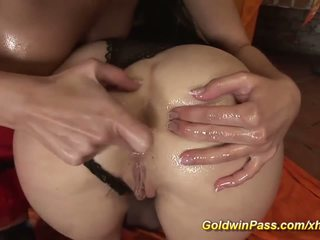 Lesbian Anal Double Fist, Free Lesbian Double Anal HD Porn