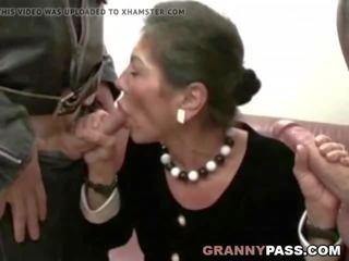 heißesten real granny porn groß